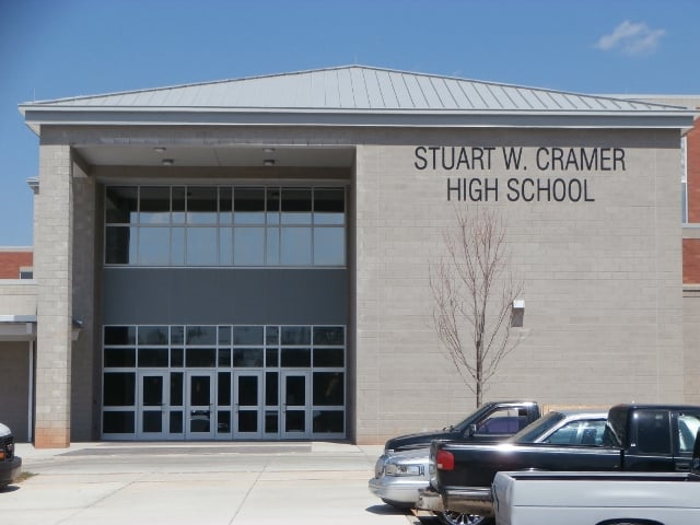 Stuart W. Cramer High School Hinson Electric