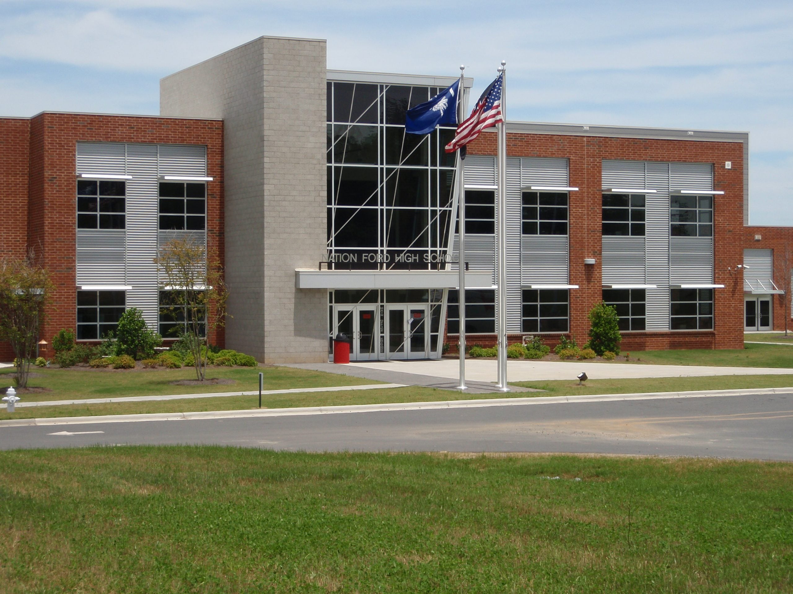 Nations Ford HS Hinson Electric Inc. Monroe NC